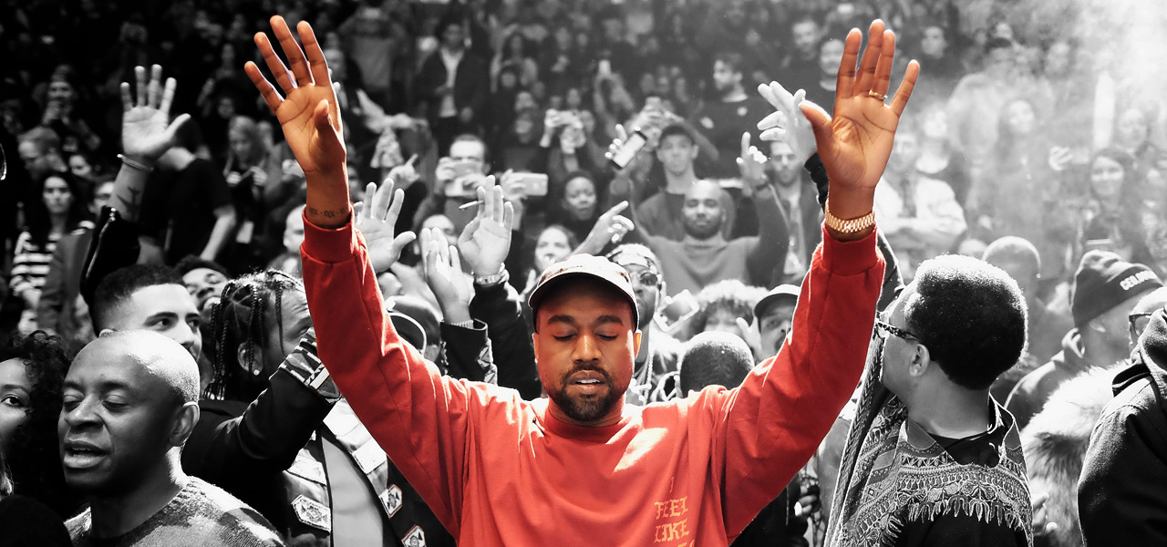 """a review of famous a song by kanye west in the album life of pablo When kanye west first tweeted a handwritten 10-song track list for his seventh album, """"the life of pablo,"""" late last month, the photo was captioned."""