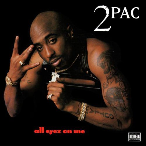 2 Pac - All Eyez On Me [Vinyle]