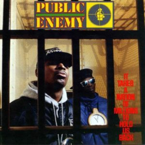 Public Enemy - It Takes A Nation Of Millions To Hold Us Back [Vinyle]