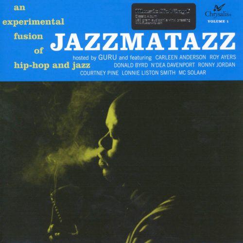 Guru - Jazzmatazz [Vinyle]