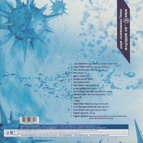 Missy Elliott - Miss E...So Addictive [Vinyle]