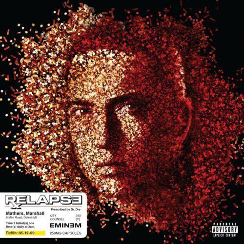 Eminem - Relapse [Vinyle]