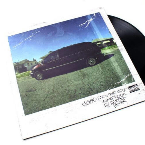 Kendrick Lamar - good kid, m.A.A.d city [Vinyl]