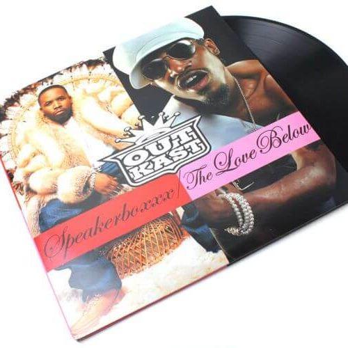 Outkast - Speakerboxxx/The Love Below [Vinyle]