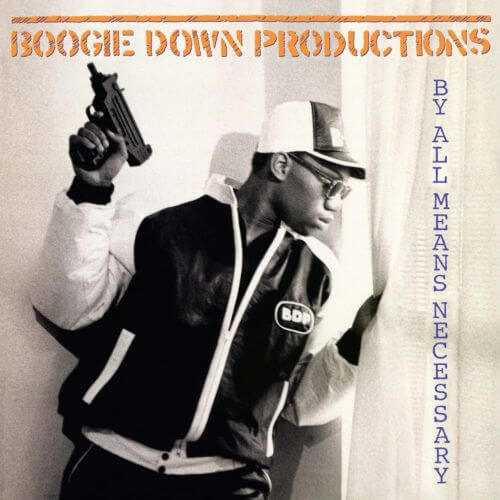 Boogie Down Productions - By All Means Necessary [Vinyle]
