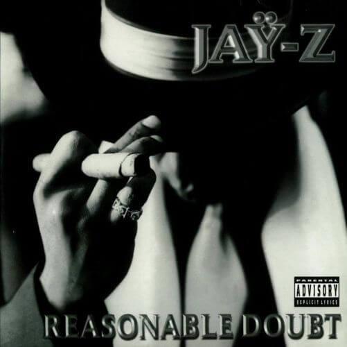 Jay-Z - Reasonable Doubt [Vinyle]