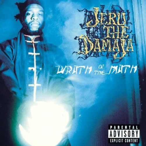 Jeru The Damaja - Wrath Of The Math [Vinyle]