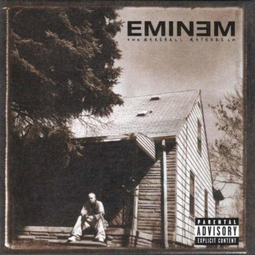Eminem - The Marshall Mathers LP [Vinyle]