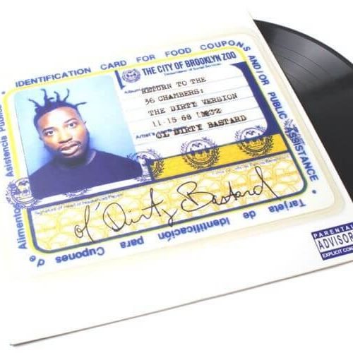Ol' Dirty Bastard - Return to the 36 Chambers: The Dirty Version [Vinyl]