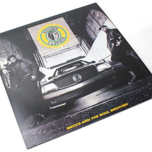 Pete Rock & CL Smooth - Mecca and the Soul Brother [Vinyl]