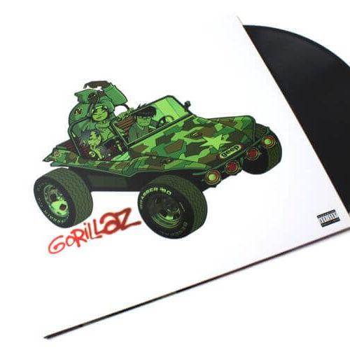 Gorillaz - Gorillaz [Vinyl]