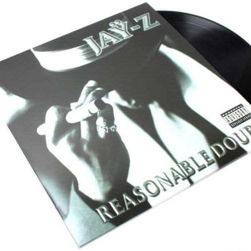 Jay-Z - Reasonable Doubt [Vinyle]
