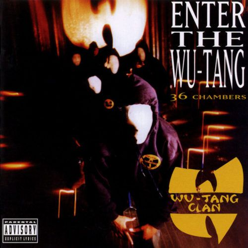 Wu-Tang Clan - Enter The Wu-Tang Clan (36 Chambers) [Vinyle]