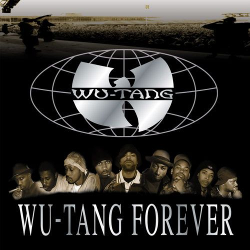 Wu-Tang Clan - Wu-Tang Forever [Vinyle]
