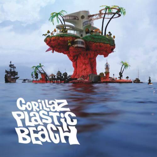 Gorillaz - Plastic Beach [Vinyle]