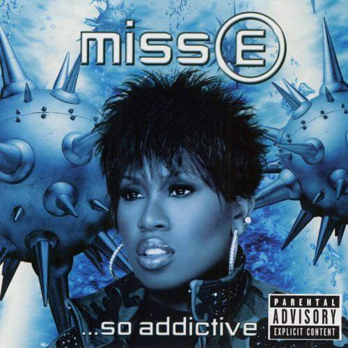 Missy Elliot - Miss E...So Addictive [Vinyle]
