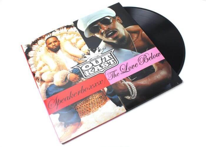 Outkast Speakerboxxx The Love Below Vinyl The Best