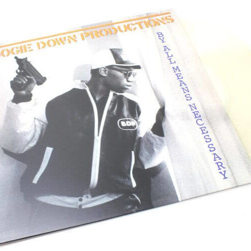 Boogie Down Productions - By All Means Necessary [Vinyl]