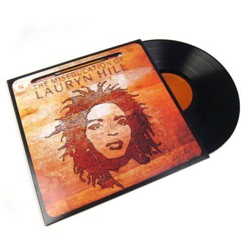 Lauryn Hill - The Miseducation of Lauryn Hill [Vinyle]