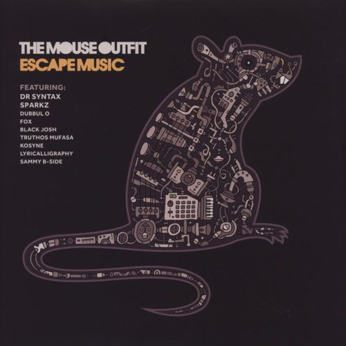 The Mouse Outfit - Escape Music [Vinyle]