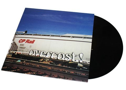 Atmosphere Overcast Ep Vinyl The Best Rap Vinyls