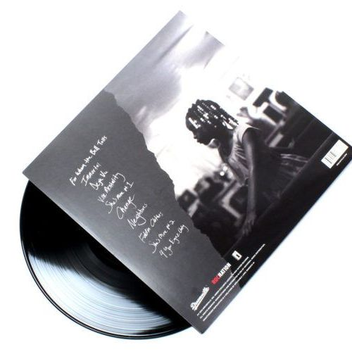 J. Cole - 4 Your Eyez Only [Vinyle]