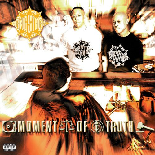 Gang Starr - Moment of Truth [Vinyle]