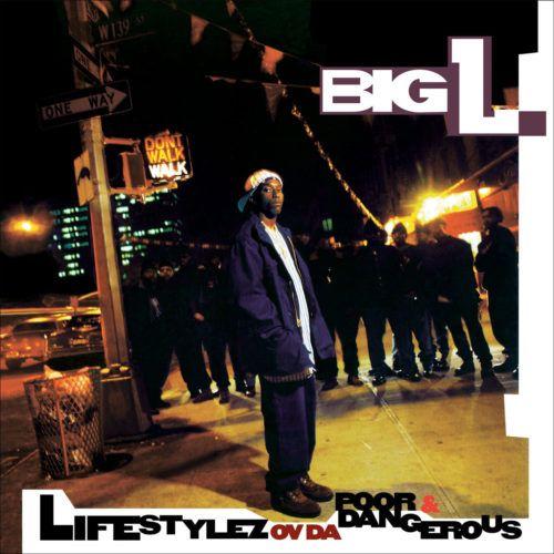 Big L - Lifestylez ov da Poor & Dangerous [Vinyle]