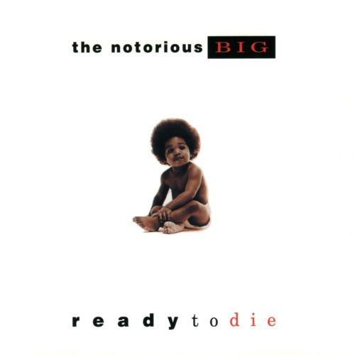 The Notorious B.I.G. - Ready To Die [Vinyle Baby Cover]