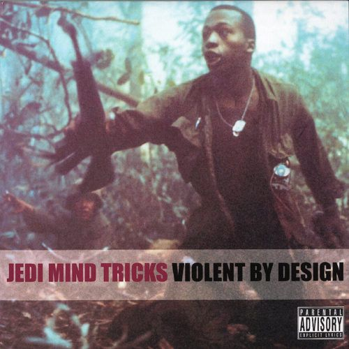 Jedi Mind Tricks - Violent by Design [Vinyle]