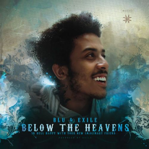 Blu & Exile - Below The Heavens [Vinyle Edition Deluxe]