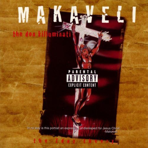 Makaveli - The Don Killuminati: The 7 Day Theory [Vinyle]