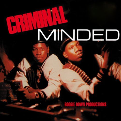 Boogie Down Productions - Criminal Minded [Vinyle]