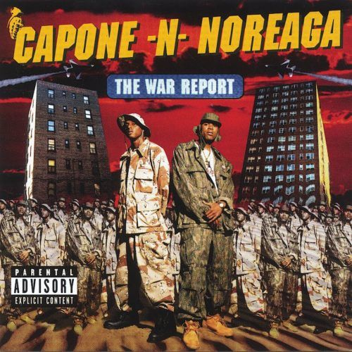 Capone-N-Noreaga - The War Report [Vinyle]