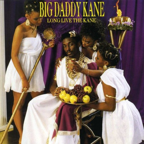 Big Daddy Kane - Long Live The Kane [Vinyle Edition Limitée Purple/Black]