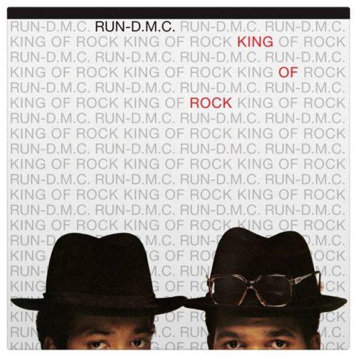 Run-DMC - King of Rock [Vinyl] - All the best Rap Vinyls