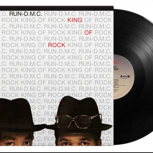 RUN-D.M.C. - King of Rock (Vinyle)