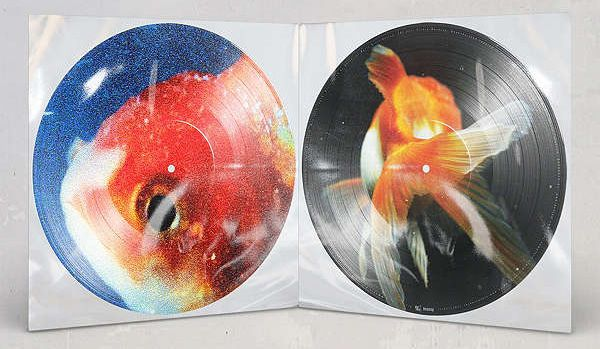 Vince Staples Big Fish Theory Vinyle Picture Disc