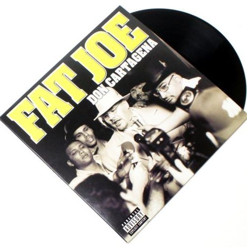 Fat Joe - Don Cartagena [Vinyle]