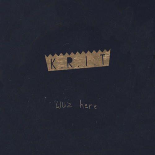 Big K.R.I.T. - K.R.I.T. Wuz Here [Vinyle]