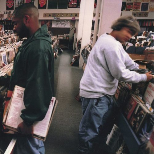 DJ Shadow - Endtroducing..... [Vinyle]