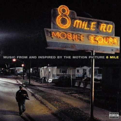 Eminem & V/A - 8 Mile OST [Vinyle]