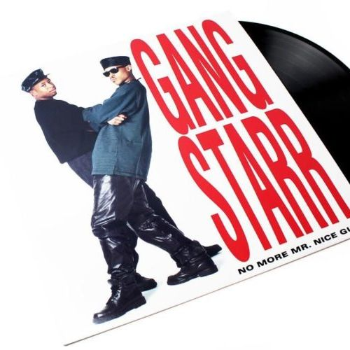 Gang Starr - No More Mr. Nice Guy [Vinyle]