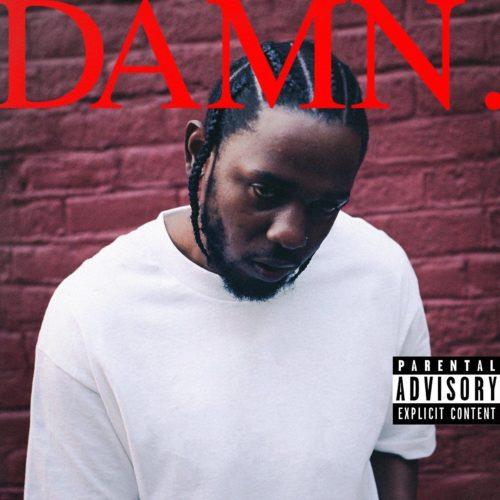 Kendrick Lamar - DAMN. [Vinyle]