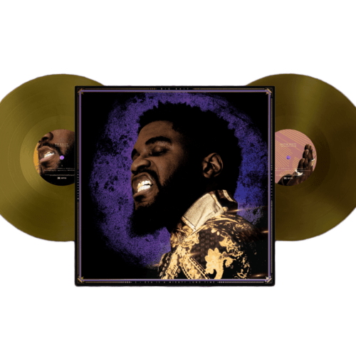 Big K.R.I.T. - 4Eva Is a Mighty Long Time [Vinyle Dédicacé]