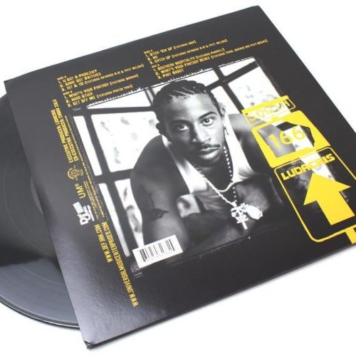 Ludacris - Back for the First Time [Vinyle 3D Cover]