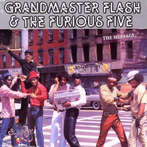 Grandmaster Flash & The Furious Five - The Message [Vinyle]