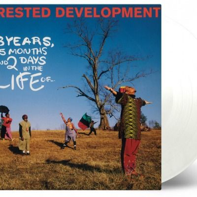 Arrested Development - 3 Years, 5 Months and 2 Days in the Life Of... [Vinyle]