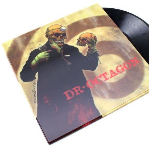 Dr. Octagon - Dr. Octagonecologyst [Vinyle Cover 3D]