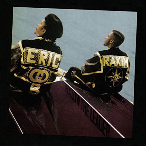 Eric B & Rakim - Follow The Leader [Vinyle]